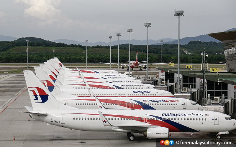 Malaysia Airlines' parent company obtains UK court approval to meet creditors on debt revamp