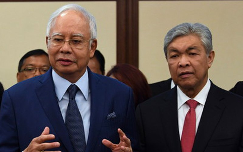 Najib, Zahid legally eligible to be appointed PM, say lawyers | Free Malaysia Today (FMT)
