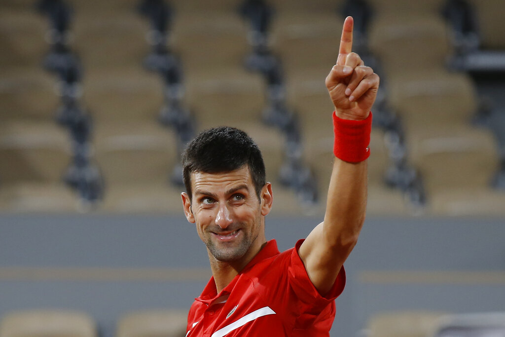 Djokovic To Face Nadal In Blockbuster French Open Final