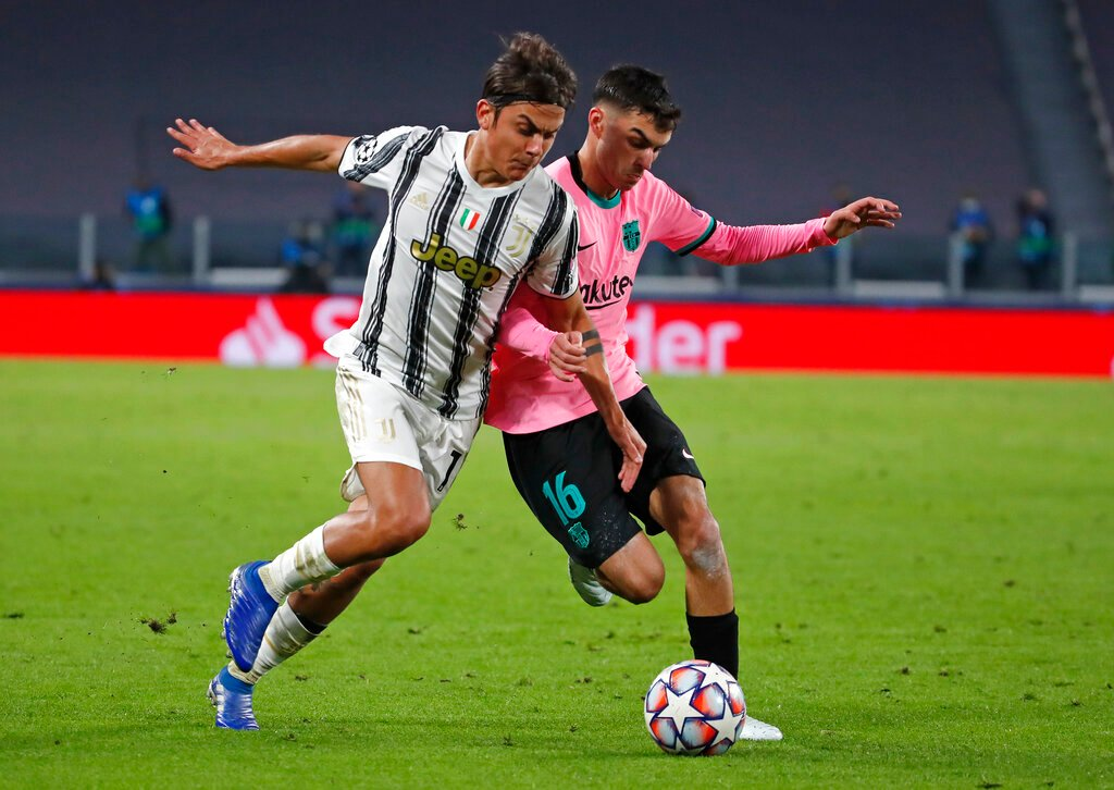 A star is born': 17-year-old Pedri dazzles for Barca in Turin | Free  Malaysia Today