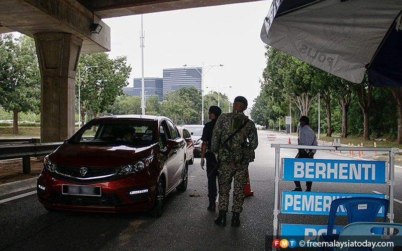 Don't enter Putrajaya for social activities, cops warn public