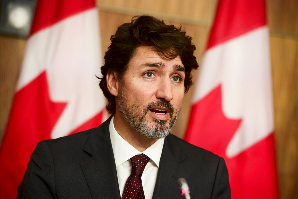 Canadian Prime Minister Justin Trudeau Has Finally Issued