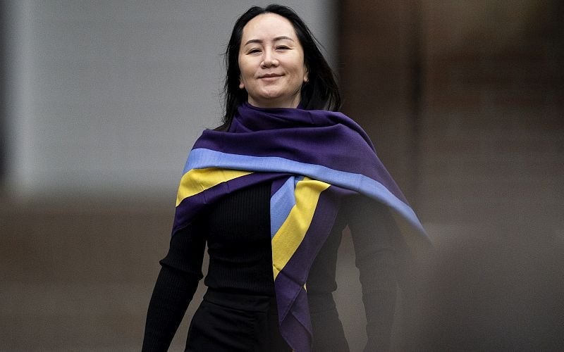 Huawei CFO's US extradition argument one for politicians, says Canada