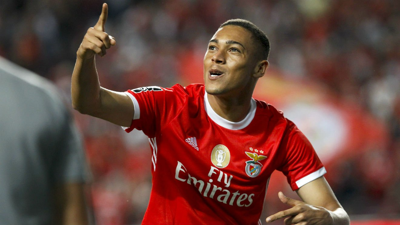 Benfica U2019s Carlos Vinicius To Join Tottenham On Loan Free