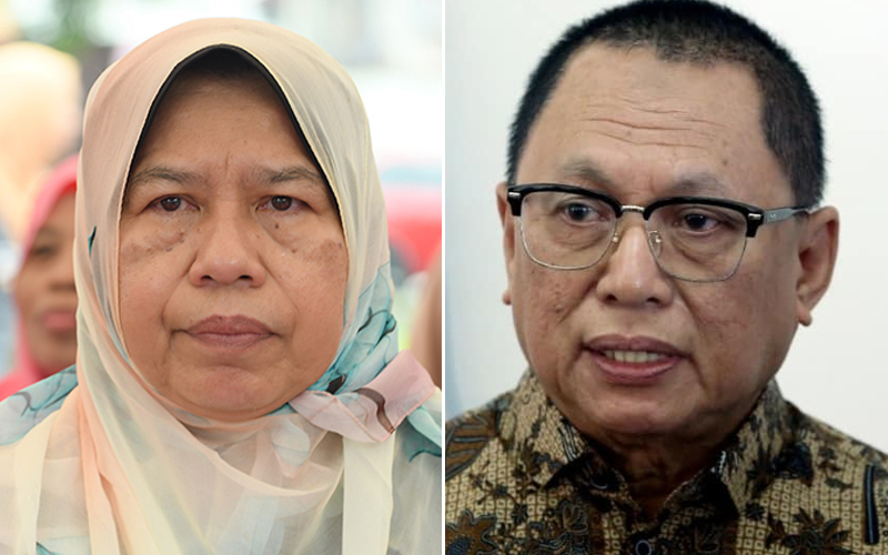 Tamrin issues demand letter to Zuraida, Puad