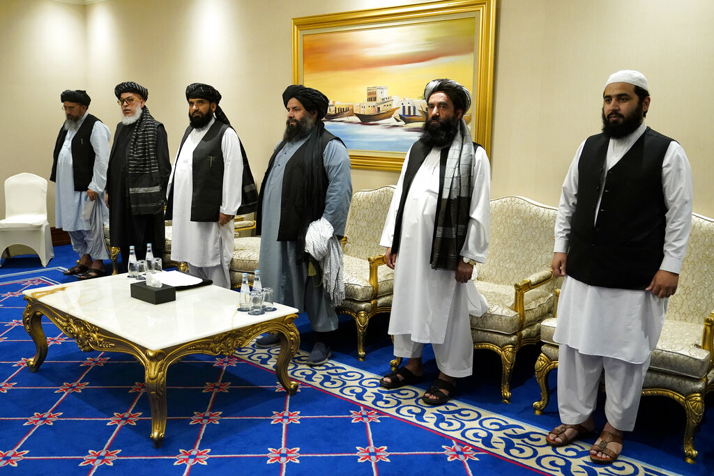 Taliban committed to Afghan peace talks, want 'genuine Islamic system'