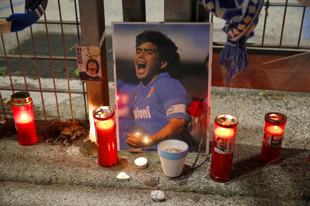 Image result for Maradona Death Probe Widens To Include Nurses, Psychologist
