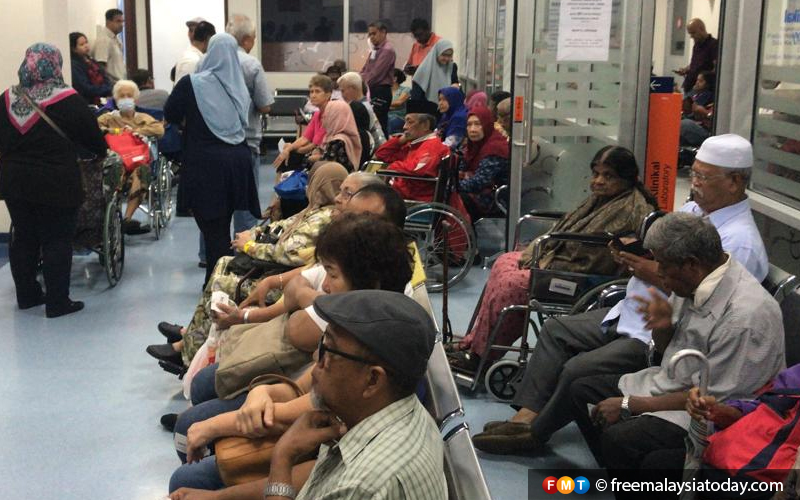 Group calls for national health insurance to cover all ...
