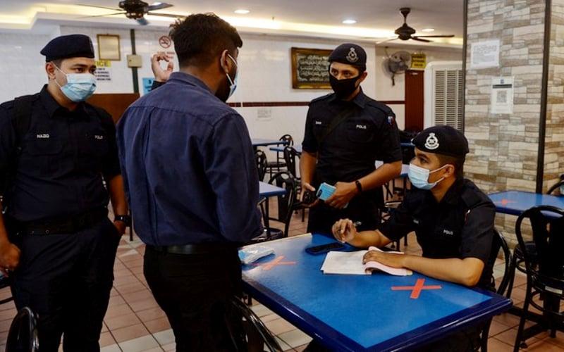 Ingkar SOP Covid-19 : Kerajaan berjaya kutip RM72 juta kompaun - Khairy