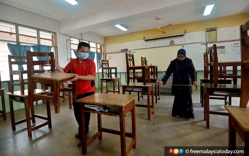 KPM cari kaedah berkesan untuk murid susulan penutupan sekolah