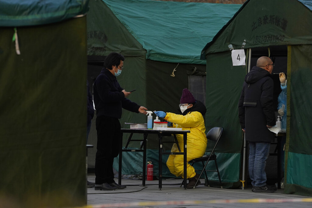 12 new Covid-19 cases reported in mainland China