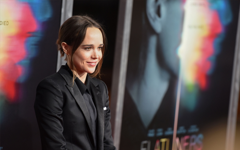 'Juno' star Ellen Page comes out as transgender