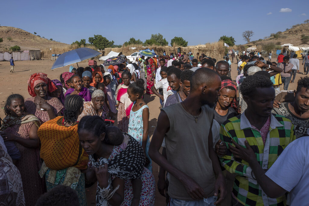 Over 2 million people displaced by conflict in Ethiopia's Tigray region
