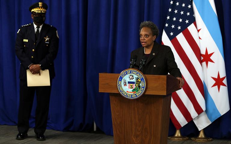 Chicago police raid wrong home, make Black woman stand