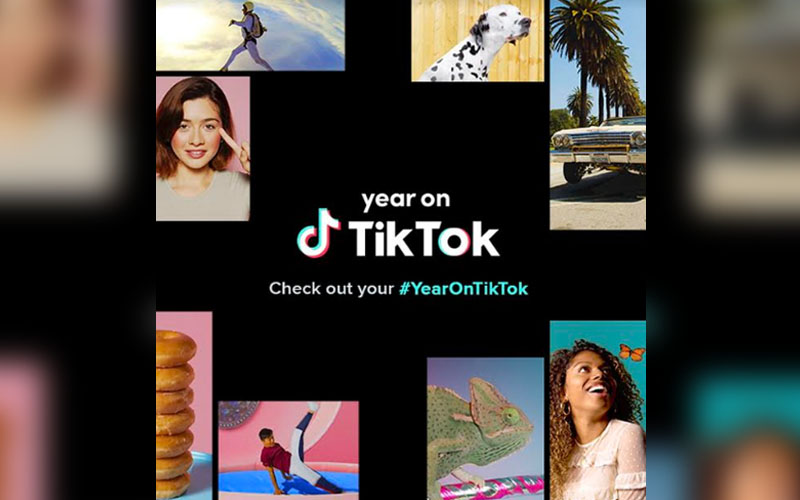 TikTok follows Spotify Wrapped with Year In Review: how to get yours