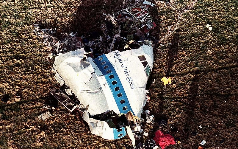 United States charges Libyan over Lockerbie bombing