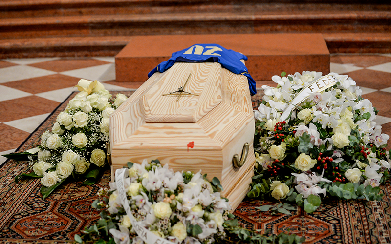World Cup hero Rossi's home burgled during funeral | Free Malaysia Today