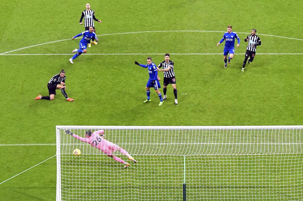 Maddison Beat Ndidi To Leicester's Man Of The Match Award