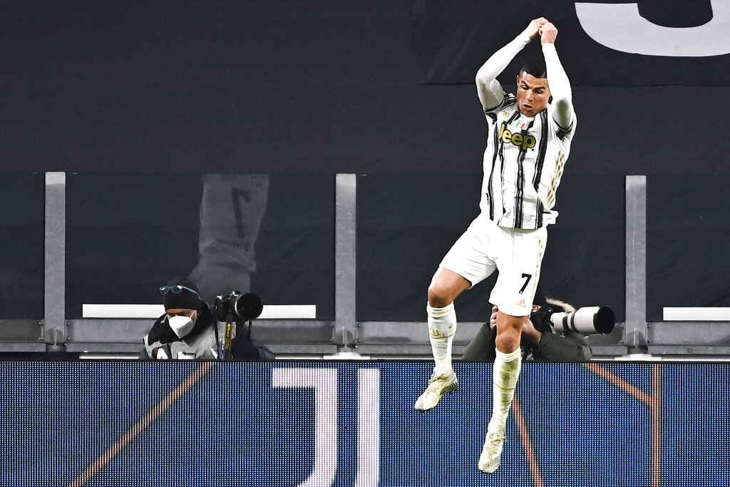 Cristiano Ronaldo Overtakes Pele to Become Second-Highest Goalscorer of All Time