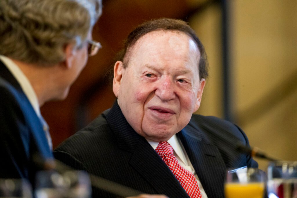 Sheldon Adelson, Jewish Patriot, Casino Magnate, and Philanthropist, Dies at 87