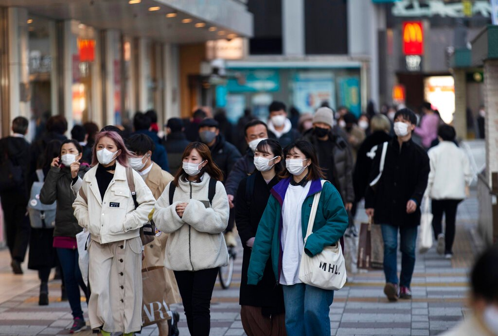 Japan's suicides jump 16% in Covid-19 second wave