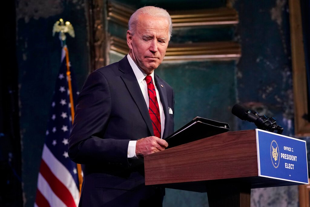 Covid $ 1.9 trillion: Biden rolls out massive pandemic rescue plan