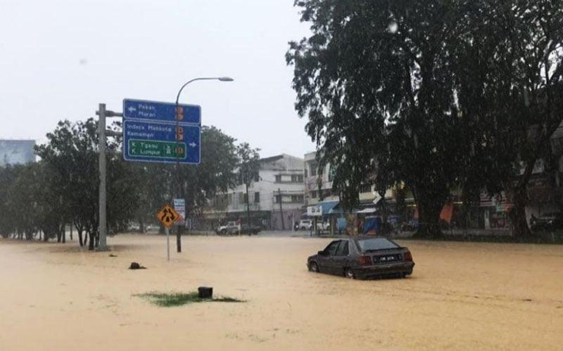 Mangsa banjir di Pahang, Terengganu terus meningkat, Johor ...