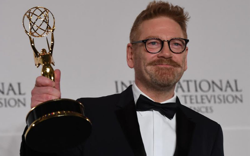 Kenneth Branagh to play UK PM Boris Johnson in new TV series
