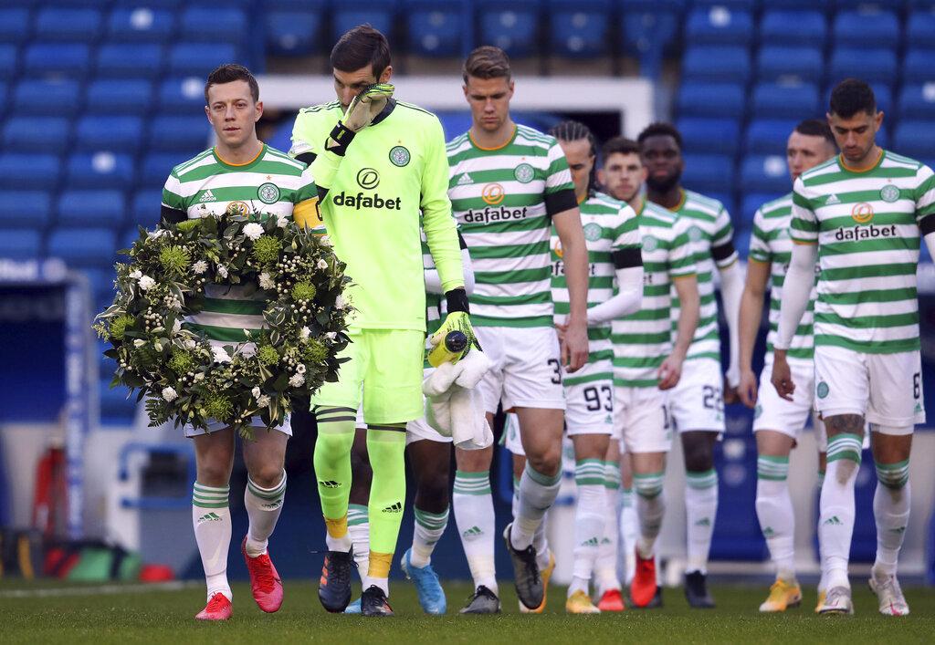 MEN'S FOOTBALL Nicola Sturgeon questions Celtic's Dubai trip