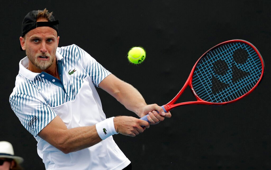 Australian Open qualifying crisis after player told he had coronavirus during match