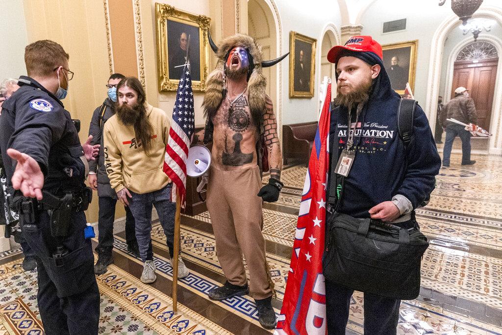 Biden calls Trump fans at US Capitol 'domestic terrorists' | Free Malaysia  Today