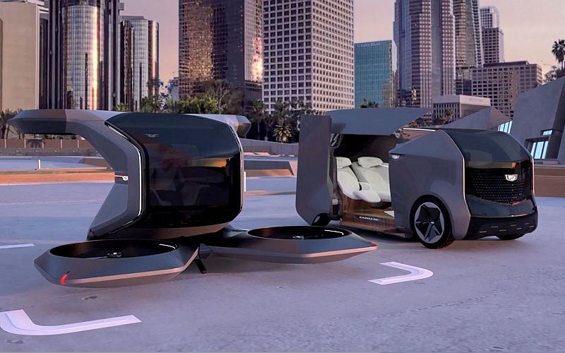 Cadillac's passenger drone concept could be the future of transport