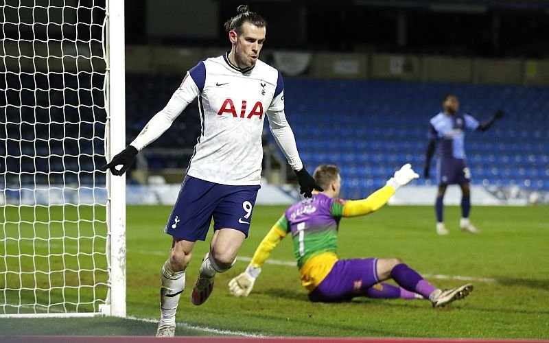 FA Cup: Tottenham score three late goals to see off Wycombe