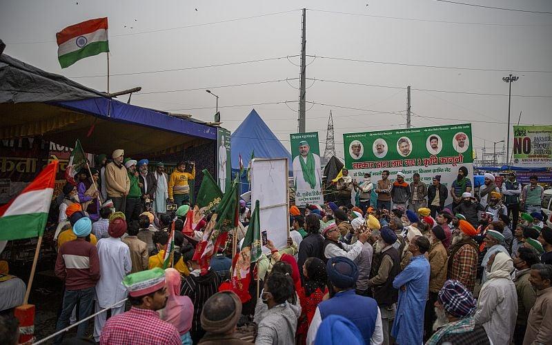 Accept farmers' demands, repeal farm laws, Delhi CM Kejriwal appeals to Centre
