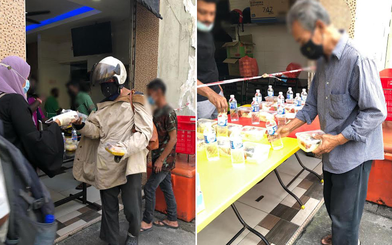 Soup kitchen struggles to feed the poor and homeless during MCO - Free Malaysia Today