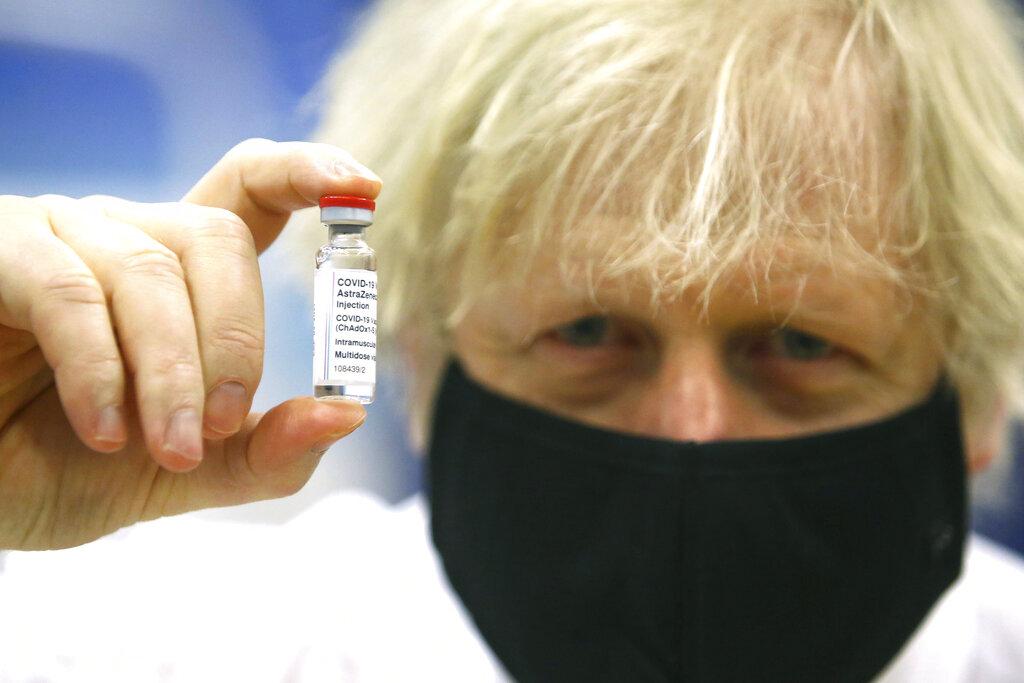 United Kingdom summons European Union delegation over 'completely false' vaccine claim