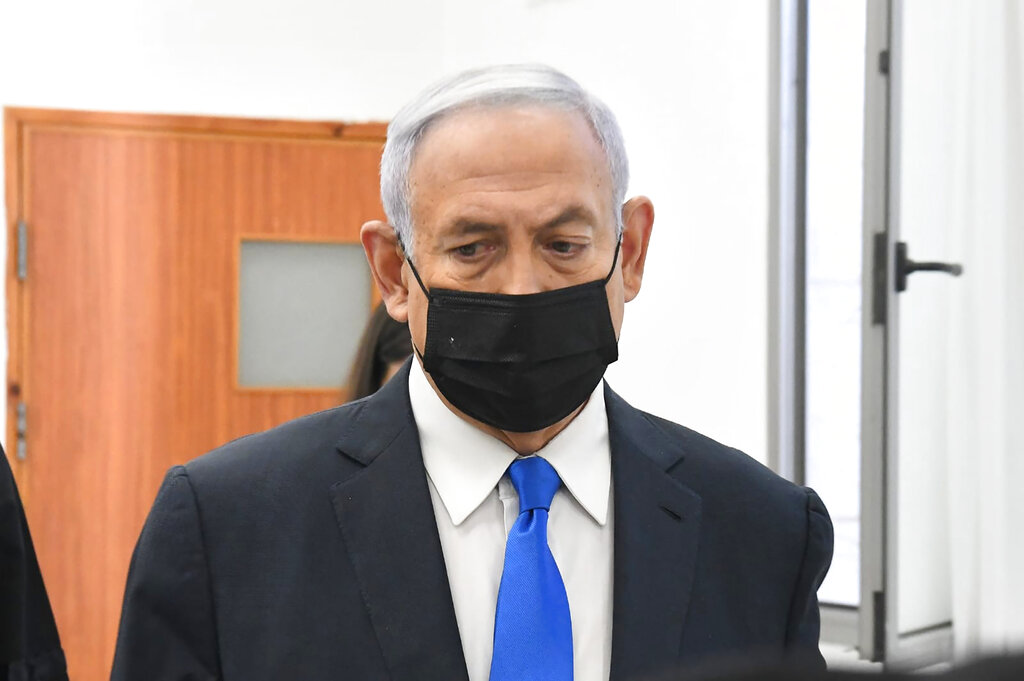 Israel PM back in court as parties weigh in on his fate