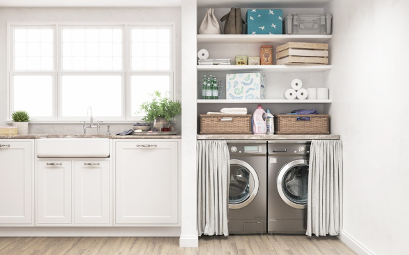 4 Quirky Kitchen Laundry Room Ideas For Tight Spaces Free Malaysia Today Fmt