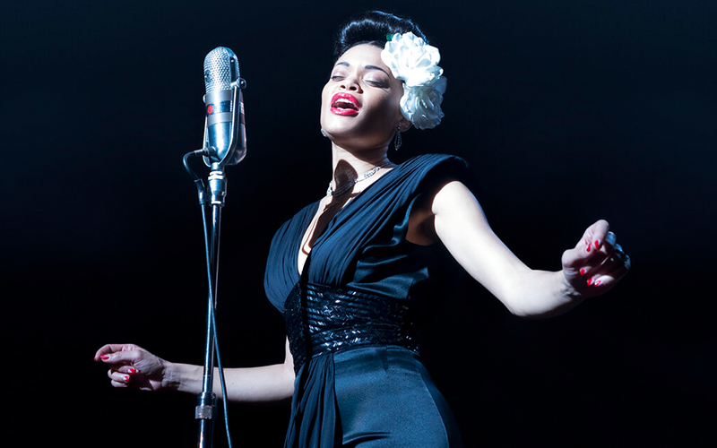 Film aims to change perception of singer Billie Holiday's life