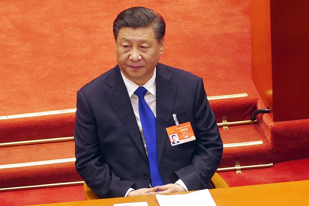 USA  seeks China climate agreements ahead of Biden summit