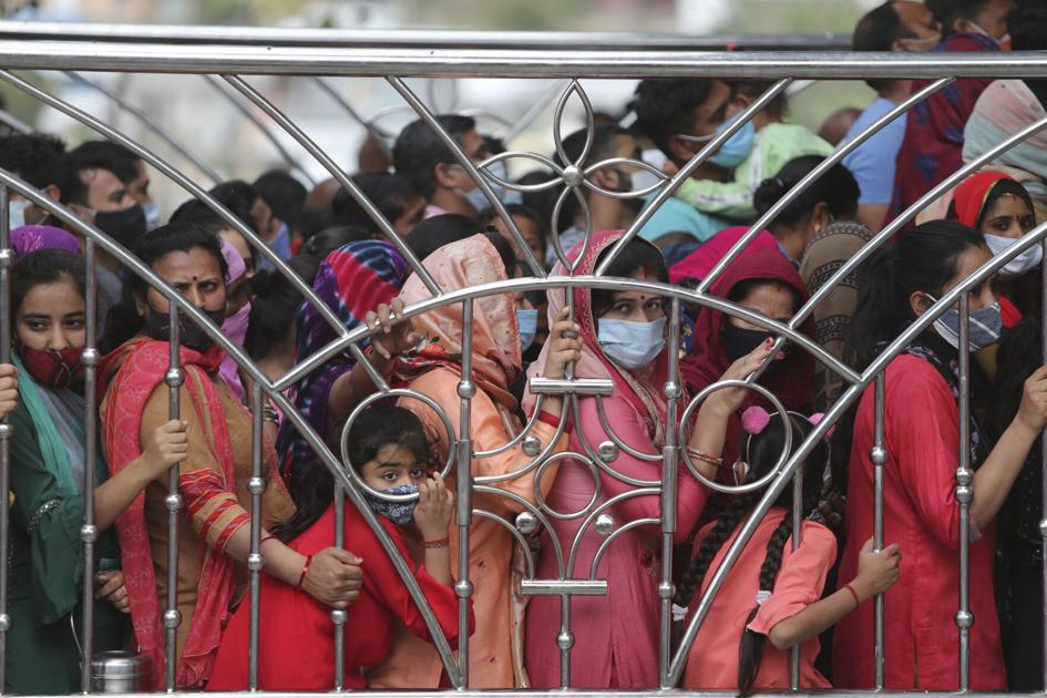 India records 1-lakh cases, biggest single-day spike since pandemic began