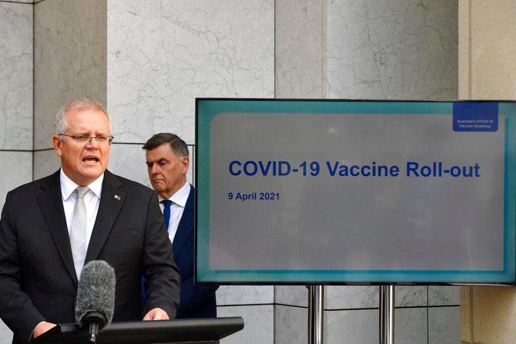 Australia shelves plans to buy J&J's one-dose COVID-19 vaccine