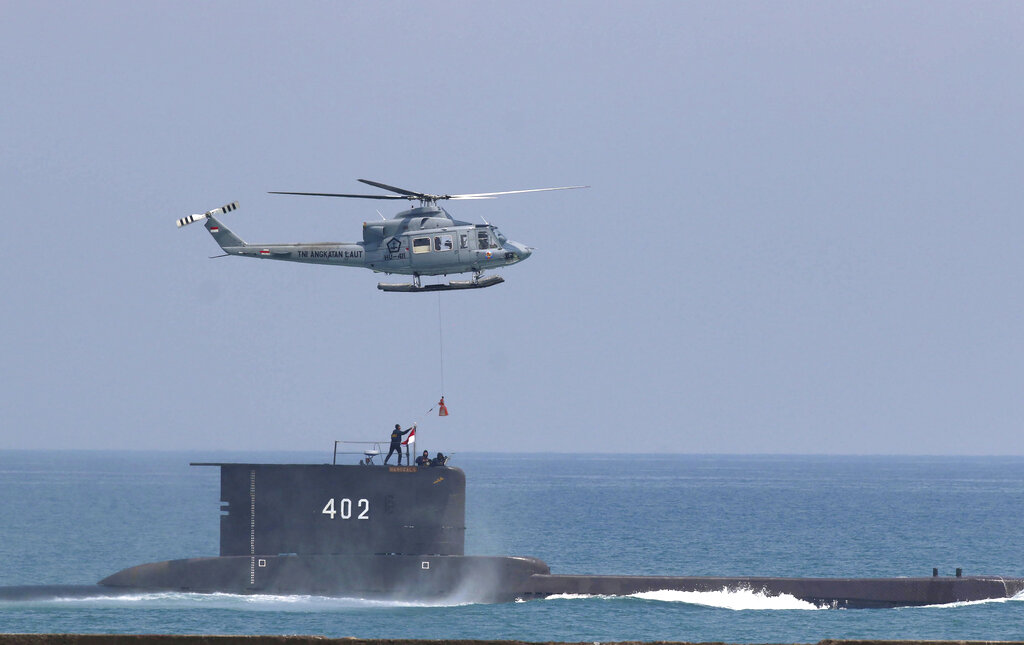 US sends aircraft to aid in Indonesia submarine search | Free Malaysia Today (FMT)