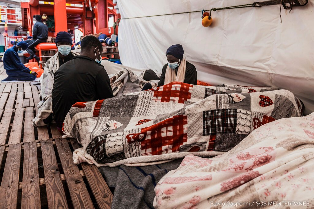 'Europe or death': West Africans risk all to leave Tunisia