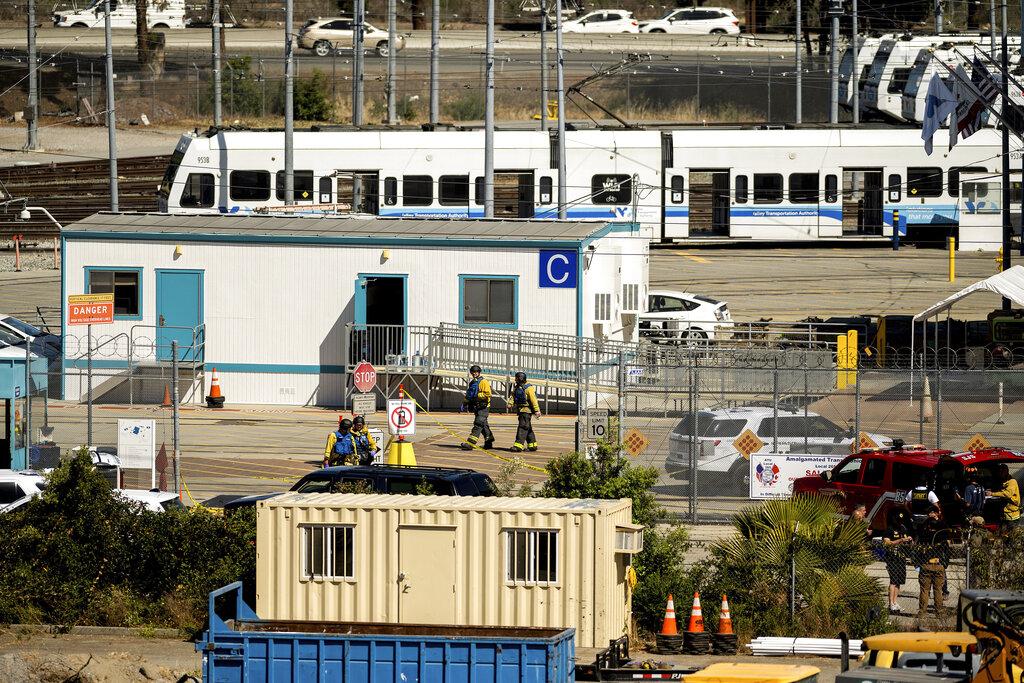Eight killed in San Jose shooting