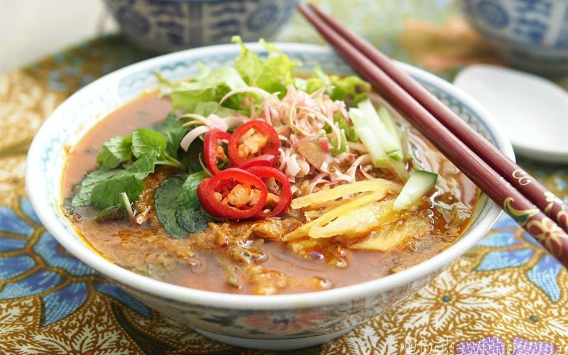 Laksa wars: 6 delicious types of laksa in Malaysia