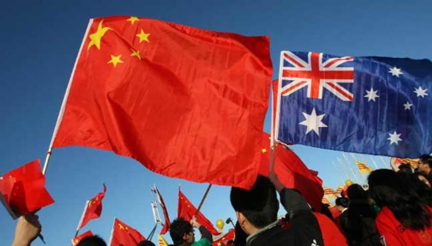 China freezes high-level economic dialogue with Australia