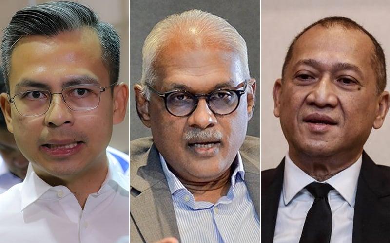 Fahmi Fadzil and Charles Santiago say Nazri Aziz is more needed in his semi-urban and rural constituency of Padang Rengas in Perak.