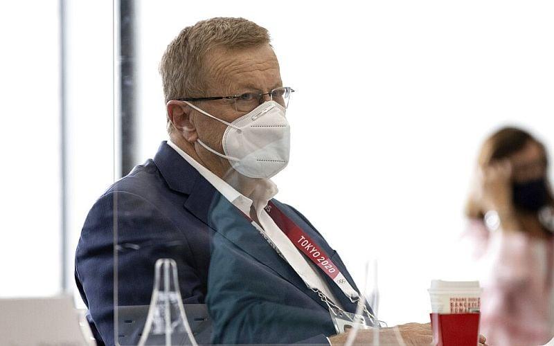 IOC vice-president faces backlash for 'mansplaining ...