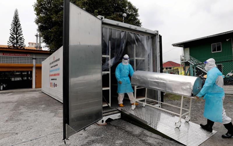 Sarawak catat 5,291 kes harian hari ini, paling tinggi